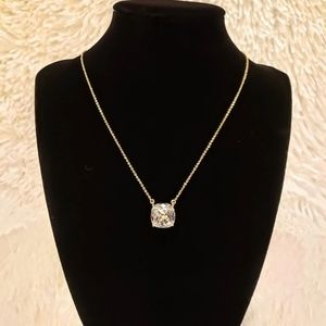 Kate Spade Crystal Pendant Necklace